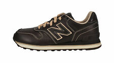 NEW BALANCE Women NBJ Ss10 Shoes Brown Beige size 5 Walking Sneakers W364LDB
