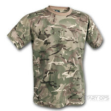 HELIKON CLASSIC ARMY T SHIRT MP CAMO MTP MULTICAM BRITISH US ARMY