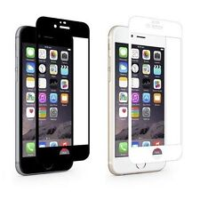 """Moshi iVisor XT Crystal Clear Screen Protector for iPhone 6 4.7"""" Black / White"""