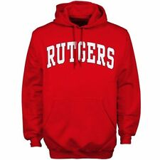 Rutgers Scarlet Knights Bold Arch Hoodie - Scarlet - College