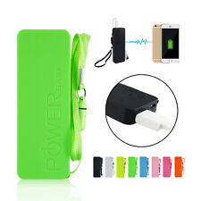 Ultra Thin USB Portable External Power Bank 5600mAh Battery Charger For Phone