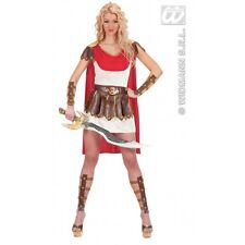 Ladies Womens Warrior Princess Costume Outfit for Gladiator Roman Fancy Dress