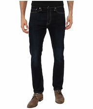 Levis 510 Skinny Jeans Mens Low Rise Nevermind Tapered Blue Wash Stretch Denim