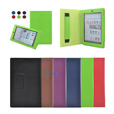 PU Leather Case Auto Sleep Wake Cover for kobo arc 7 HD Tablet eReader Pen Gift