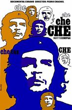 High Quality POSTER on Paper or Canvas.Movie Art Decor.Che Hoy y Siempre.4415