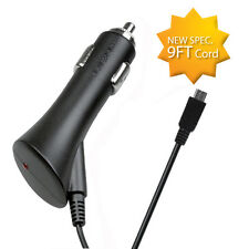 Auto Rapid Cell Phone Car Charger Black For LG GD710 (Shine II) and More..