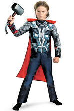 Thor Child Muscle Costume Avengers Costume 43656 NEW!