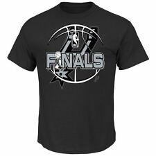 San Antonio Spurs Majestic 2014 NBA Finals Bound Gameface 3.0 T-Shirt – Black