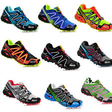 Speedcross 3 Salomon 2015 Sport Scarpe Running and Skydiving Uomo Man