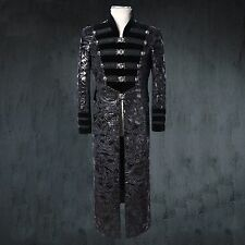 GoThic Vampire STEAMPUNK  Punk UnderWorld PIRATE FROCK Victorian Men JACKET
