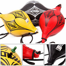Double End Boxing Speed Ball Focus Training Punching Bag MMA
