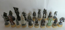 Eaglemoss Lord Of The Rings Chess Pieces lots available - LOTR - second lot