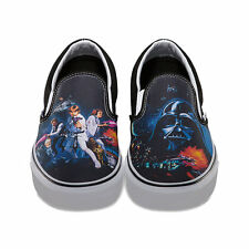 VANS x STAR WARS Classic Slip On Shoes (NEW w/ FREE SHIP) A New Hope - ALL SIZES
