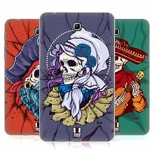 HEAD CASE THE UNLIVING SILICONE GEL CASE FOR SAMSUNG GALAXY TAB 4 7.0 WIFI T230