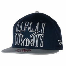 Dallas Cowboys New Era Step Over  59FIFTY Fitted Hat - Blue