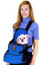 Small Dog Carrier - Front Style - Outward Hound Pet A Roo Up to 8 lbs; 3.5 kg