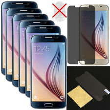 6/3x Clear/Matte/Privacy Screen Protector Guard Film For Samsung Galaxy S6 G9200