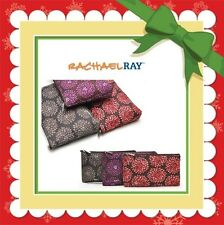 Rachael Ray Set of 2 or 3 Insulated Thermal Pouches storage cosmetic pouches set
