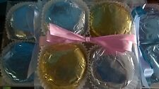 4 Chocolate Covered Foiled Oreo's Boxed - Great as Favors by Licensed Candy Shop