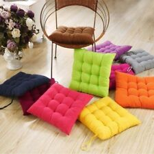 Soft Square Cotton Seat Cushion Home Garden Outdoor Chair Patio Car Sofa Pads