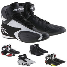 Alpinestars Faster Vented Road Riding Street Motorcycle Shoe