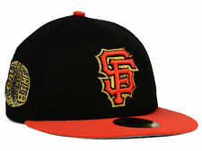 Official MLB 8X World Series Champions San Francisco Giants New Era 59FIFTY Hat