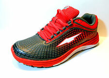 AVIA Mens Running Shoes/Sneakers FLEX FRAME Red/Grey/White New with Box