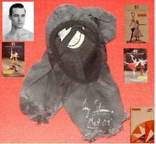 AMERICAN BALLET THEATRE SIGNED BALLET SLIPPERS SHOES PRINCIPAL CORY STEARNS +PB