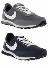 New Nike Elite Mens Grey Navy Trainers Shoes Size UK 8-11