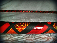 Element Series: Fire DANCE & EXERCISE Hula Hoop COLLAPSIBLE or Push Button