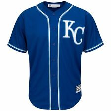 2015 Kansas City Royals Alternate Royal Blue Cool Base Jersey Men's