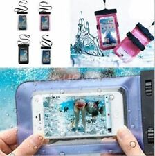Waterproof case for iPhone 4 5 6 , iPod Touch,  Samsung Android Smartphones