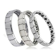 1Pcs Man/Womens Germanium Titanium Energy Bracelet Bangle Anti-fatigue Gift