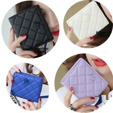 New Cute Womens Leather Wallet Girls Coin Purse Clutch Wallet Card Holder Small