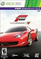 Brand New, Factory Sealed, Forza Motorsport 4, Xbox 360, Essentials Edition