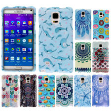 For Samsung Galaxy Note 4 N910 AT&T Chevron Snap On HARD Case Cover Accessory
