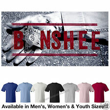 Banshee TV Show Logo #2 T-Shirt in 7 Colors ALL Sizes