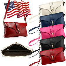 New Hobo Satchel Fashion Bag Tote Messenger Leather Purse Shoulder Handbag Women