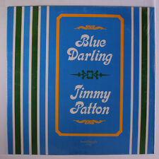 JIMMY PATTON: Blue Darling LP (shrink) rare Country