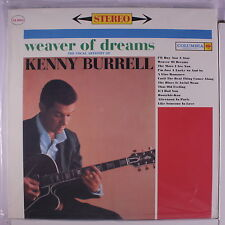 KENNY BURELL: Weaver Of Dreams LP Sealed (180g pressing) rare Jazz