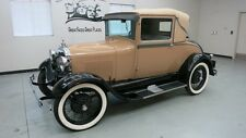 """Ford : Model A """"Sport Coupe"""