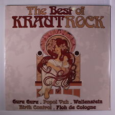 VARIOUS: The Best Of Krautrock LP Sealed (Euro, 2 LPs) Rock & Pop