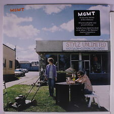 MGMT: Mgmt LP Sealed (Euro, 180 gram pressing, w/ digital download) Rock & Pop