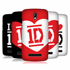 OFFICIAL ONE DIRECTION I LOVE ONE DIRECTION HARD BACK CASE FOR HTC DESIRE 500