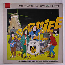 VARIOUS: V-lips - Greatest Hits LP (Netherlands, some cw) Rock & Pop