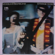 MOEBIUS & BEERBOHM: Strange Music LP Sealed (Germany, 180 gram reissue) Rock &