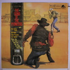 SONS OF THE PIONEERS: The Sons Of The Pioneers LP (Germany) Country
