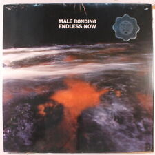 "MALE BONDING: Endless Now LP Sealed (""plus free"" edition, w/ code for free MP3"