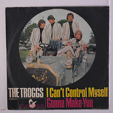 TROGGS: I Can't Control Myself / Gonna Make You 45 (Germany, PS) Rock & Pop