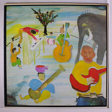 """BAND: Music From Big Pink LP (2nd pressing black/rainbow """"mfd by/subsidiary of"""